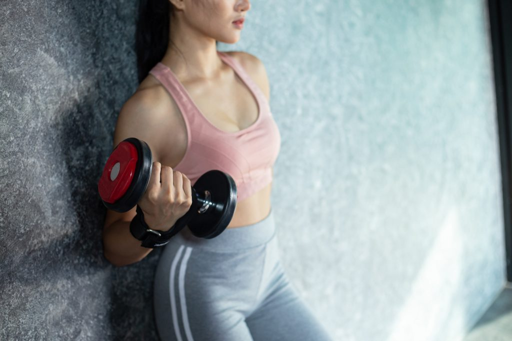 How to gain strength for women