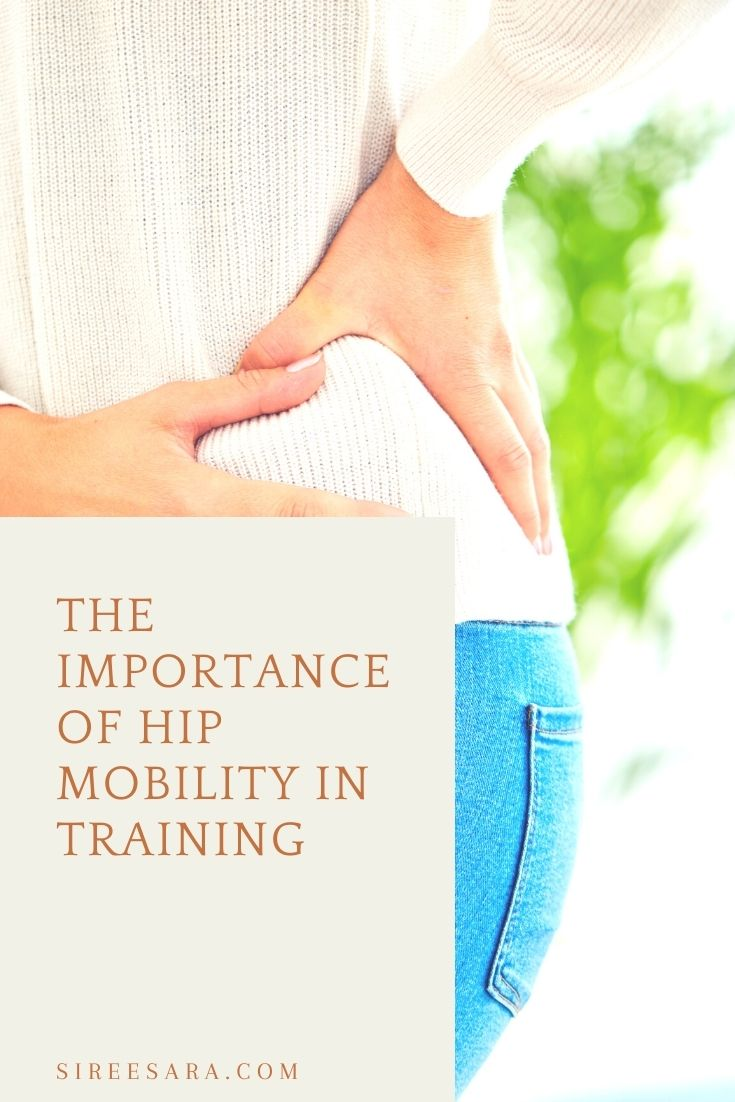 hip mobility in training