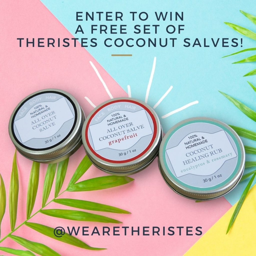 Theristes Salve Giveaway